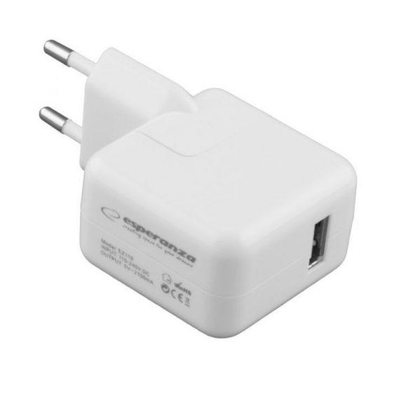 Esperanza USB utazótöltő EZ119