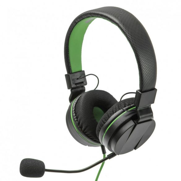 Snakebyte HEAD:SET SX (SERIES X S) fejhallgató fekete