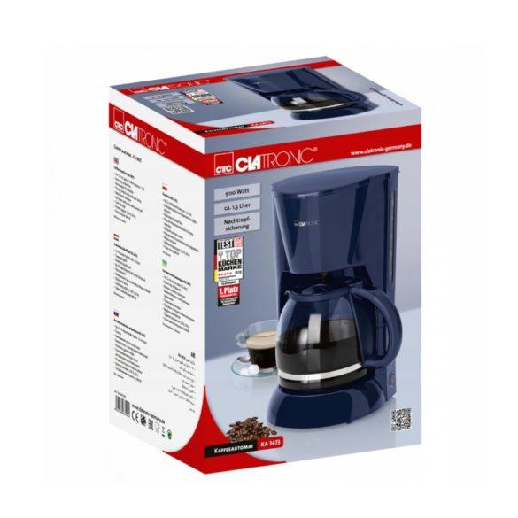 Clatronic KA 3473 kék kávéfőző