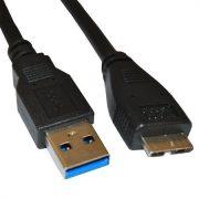 USB3.0 micro kábel 1.8m  A/micro B (KKTU3102B)
