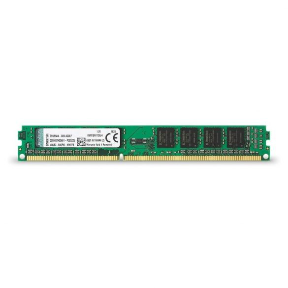 Kingston 4GB DDR3 1600MHz KVR16N11S8/4 RAM