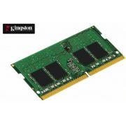 Kingston DDR4 4GB 2400MHz KVR24S17S6/4 notebook memória