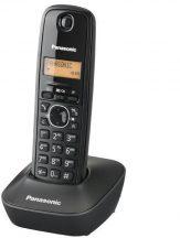 PANASONIC KX-TG1611 PDH Telefon fekete
