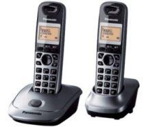 Panasonic KX-TG2512 PDM vezeték nélküli telefon titanium (KX-TG2512PDM)