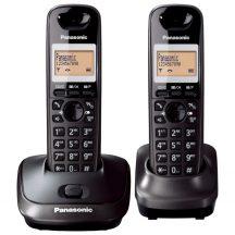 Panasonic KX-TG2512 PDT vezeték nélküli telefon titanium (KX-TG2512PDT)