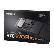 SSD Samsung 970 EVO Plus M.2 500GB NVMe MZ-V7S500BW PCIe