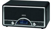 AEG NDR4378 dab, BT, USB music center