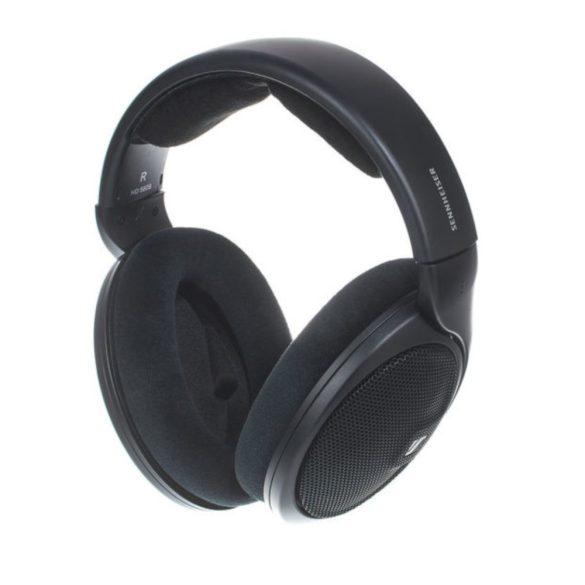 Sennheiser HD 560s fejhallgató 3.5 mm csatlakozós fekete