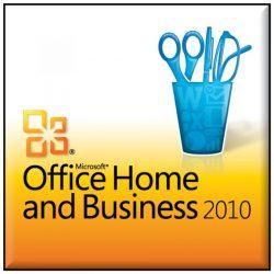 Microsoft Office 2010 Home& Business Refurbished szoftver