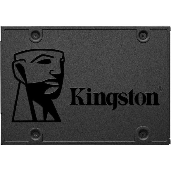 Kingston A400 480 GB Sata3 SA400S37/480G SSD meghajtó