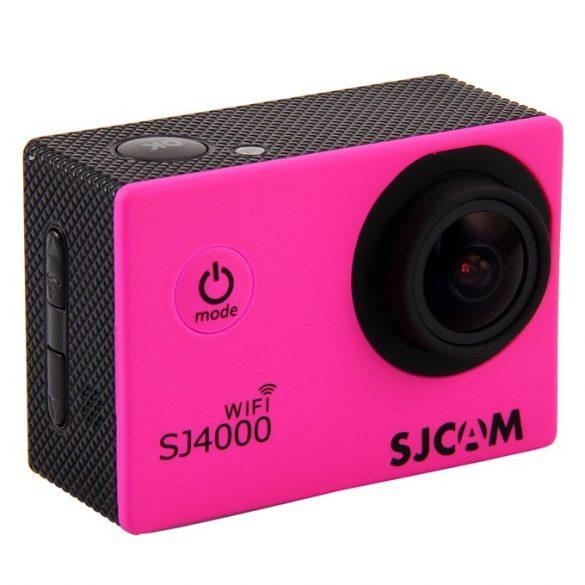 SJCAM SJ4000 előlap pink