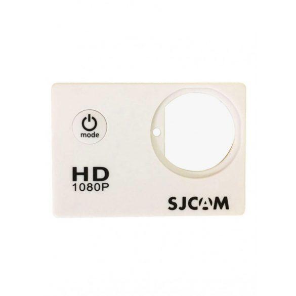 SJCAM SJ4000 előlap fehér