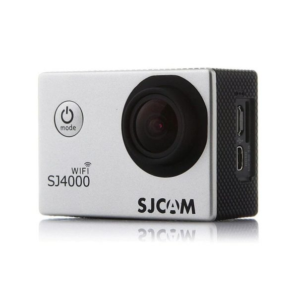 SJCAM SJ4000 WIFI előlap ezüst