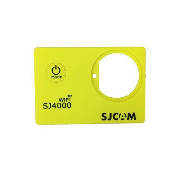 SJCAM SJ4000 WIFI előlap sárga