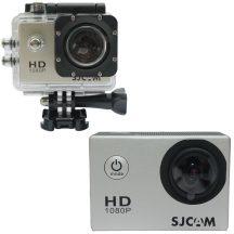 SJCAM SJ4000 sportkamera • eredeti gyártói modell • ezüst színű