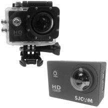 SJCAM SJ4000 sportkamera eredeti gyártói modell fekete színű