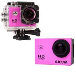 SJCAM SJ4000 sportkamera eredeti gyártói modell pink