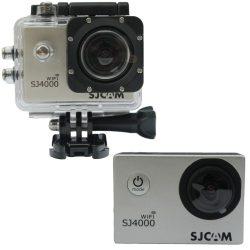 SJCAM SJ4000 WiFi sportkamera eredeti gyártói modell ezüst