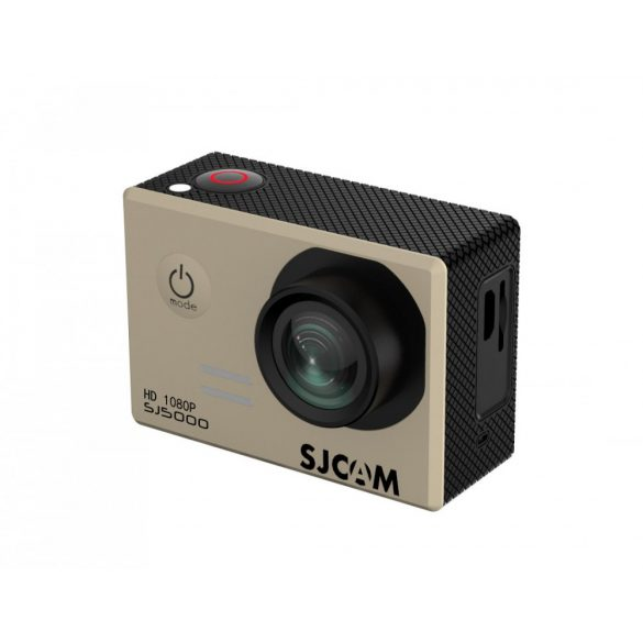SJCAM SJ5000 WIFI előlap arany