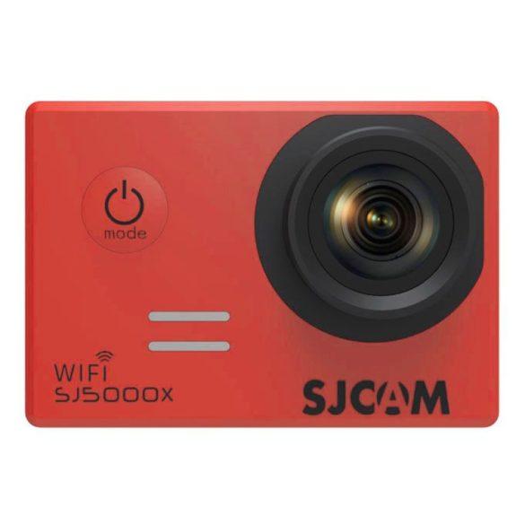 SJCAM SJ5000X előlap piros