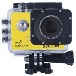 SJCAM SJ5000X Elite sportkamera sárga