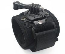 SJCAM / GoPro kiegészítő • GP-90 Elasztikus csoklóheveder 360 fokban forgatható