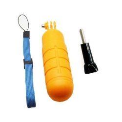 SJCAM SJ/GP-70 domborított felületű úszóbója kézhevederrel sportkamerához (SJCAM, GoPro)