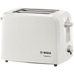 Bosch TAT3A011 - fehér kenyérpirító