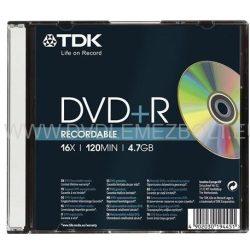TDK 4,7 GB 16x DVD-R slim