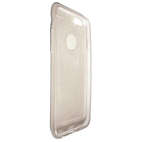 Szilikon védőtok Apple IPhone 66S készülékekhez  opál csillámos