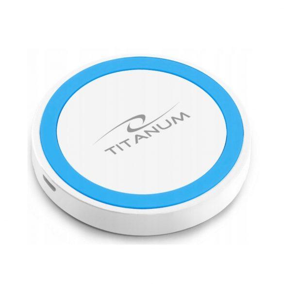 Esperanza TITANUM vezeték nélküli  töltő NECKER Fehér/Kék