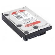 Western Digital Red WD20EFRX 2TB/8,9/600 Sata III 64MB merevlemez