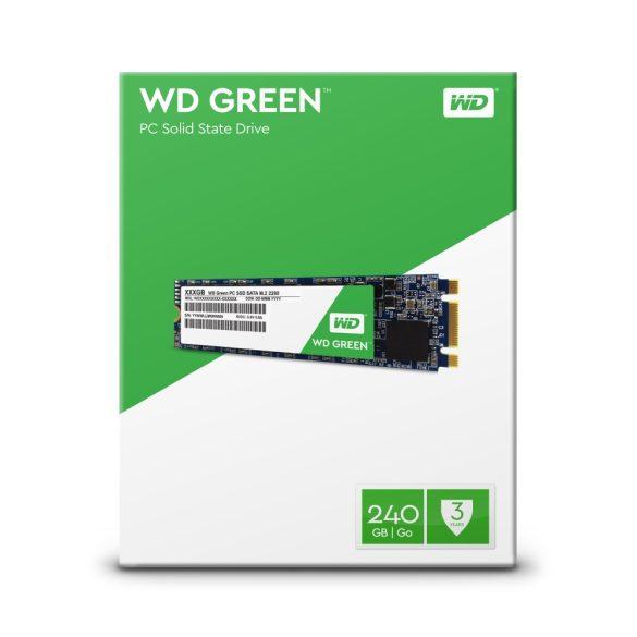 Western Digital Green 2.5 240GB M.2 SATA3 WDS240G2G0B