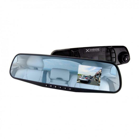 Esperanza Extreme autós videókamera MIRROR