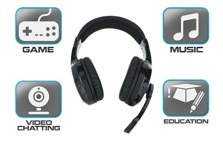Zalman ZM-HPS300 gaming mikrofonos fejhallgató 056090cd3b