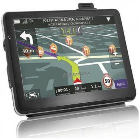 GPS Navigációk
