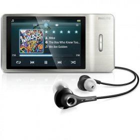MP3 és MP4 lejátszók
