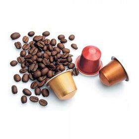 Kávék és kapszulák