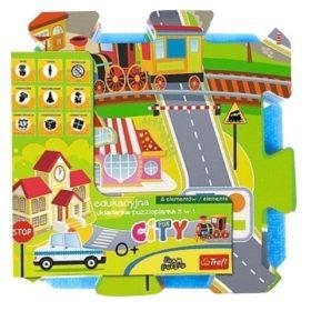 Puzzle játszószőnyeg