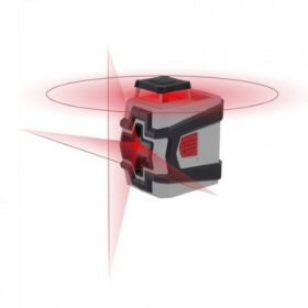 Lézeres távolságmérő, szintező