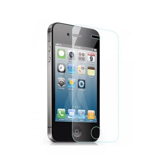 Premium kijelzővédő üvegfólia IPhone 4/4S mobiltelefonhoz