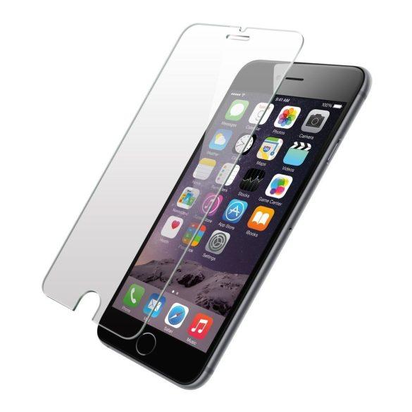 Premium kijelzővédő üvegfólia IPhone 6 Plus mobiltelefonhoz