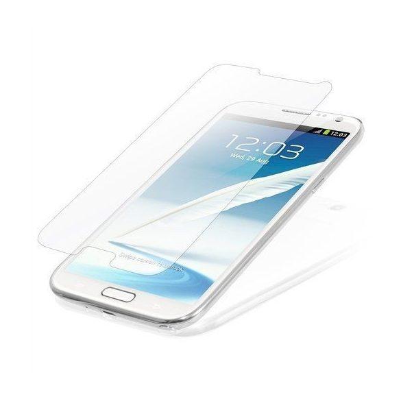 Premium kijelzővédő üvegfólia Samsung Galaxy Note 2 mobiltelefonhoz