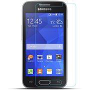 Premium kijelzővédő üvegfólia Samsung Trend 2 mobiltelefonhoz