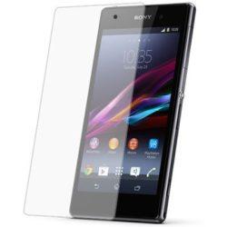 Premium kijelzővédő fólia Sony Z3 mobiltelefonhoz