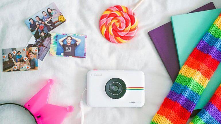 Vissza a jövőbe: Polaroid Snap Touch